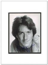 Dustin Hoffman Autograph Signed Photo